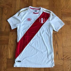 Official Umbro Peru Jersey FPF